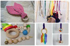Montessori method DIY games for newborns, activity months - Period . Newborn Activities, Sensory Activities, Reggio Children, Newborn Baby Care, Baby Care Tips, Montessori Baby, Diy Games, Baby Play, Kids And Parenting