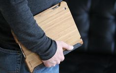 Bamboo case for ipad3