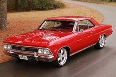 1966 CHEVROLET CHEVELLE SS                                                                                                                                                     More