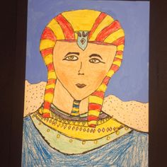 Grade Proporitons of a Face/ Egyptian Portraits Arts Ed, My Arts, Ancient Egypt Art, Teacher Blogs, Little Dogs, Elementary Art, Dog Art, Art Blog, Egyptian