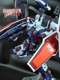 POINTNET.COM.HK - MG 1/100 Full Armor Gundam Ver Thunderbolt