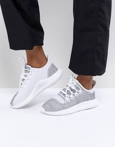 d308af0eb8c61 adidas Originals Tubular Shadow Sneakers In Gray at asos.com
