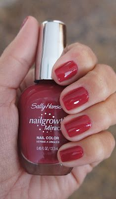 Sally Hansen Beautiful Berry