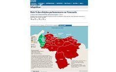 Raio X das eleições parlamentares na Venezuela (ESP_1012)