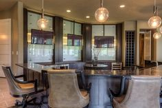 Home Sports Bar Design Ideas, Pictures, Remodel and Decor