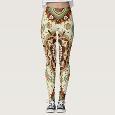 Mandala Paisley Earth Tone Bohemian Pattern Leggings nice legs workout, flannel and leggings, converse and leggings #beuwo #meninleggings #guysinleggings, dried orange slices, yule decorations, scandinavian christmas Hockey Workouts, Yoga Workouts, Hip Workout, Fitness Gifts For Men, Pregnancy Workout Videos, 30 Day Workout Plan, Leg Circuit, Ectomorph Workout, Workout Clothes Cheap