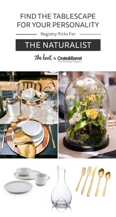 Do you love greenery and natural spaces? You'll LOVE these registry pics from @crateandbarrel | https://trib.al/kLsjXlX