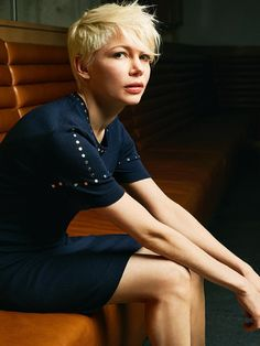 Michelle Williams photographed by Jenny Gage & Tom Betterton - (2017)