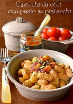 Dolci a go go Gnocchi Recipes, Easy Pasta Recipes, Veg Recipes, Light Recipes, Italian Recipes, Vegetarian Recipes, Healthy Recipes, Savoury Recipes, Risotto