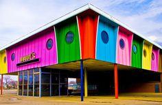 West Carrollton, Ohio ~ Woody's (no longer there)