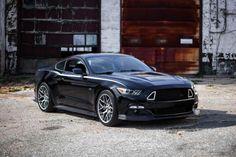 #Ford #Mustang 2015 de RTR #V8 5.0 con 725 CV [fotos y video] #autos #cars #coches
