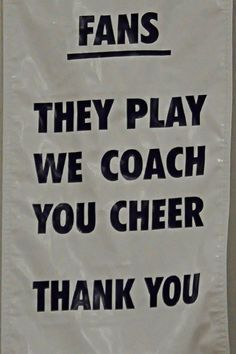 Saw this while photographing a volleyball tournament. Right on! :)