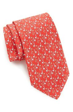 Salvatore Ferragamo Giraffe Print Tie available at #Nordstrom ties and giraffes! Win!