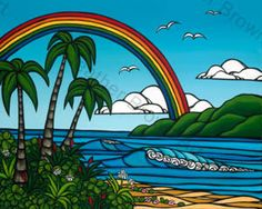 Anuenue by Heather Brown | Green Room Hawaii