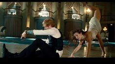 Who Knew Ed Sheeran Could Dance? Watch 'Thinking Out Loud' Now