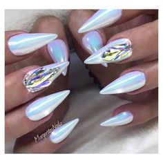 #NailArt via - Margarita (@margaritasnailz) on Instagram: