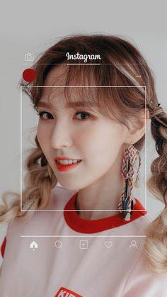 Velvet Wallpaper, Emoji Wallpaper, Wendy Red Velvet, Walking By, Seulgi, Rosacea, Kpop Girls, Girl Group, Tiana