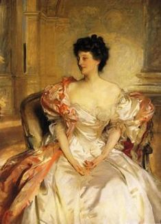 Cora, Countess of Strafford (Cora Smith) - John Singer Sargent - The Athenaeum