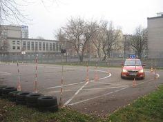 Jazdy doszkalające Warszawa.