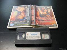 PŁOMIENNY ROMANS - kaseta VHS - 0948 Opole - AlleOpole.pl (Opole)