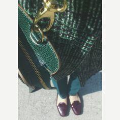 Handbag Space Style Concept, coat Imberial, Italian style