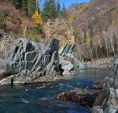 Река Кумир, Алтай