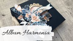 Album Harmonia Mintay Papers scrapbooking  Co ja narobiłam! Mini Scrapbook Albums, Scrapbook Paper, Mini Albums, Scrapbooking, Instagram, Youtube, Scrapbooks, Extended Play, Youtubers