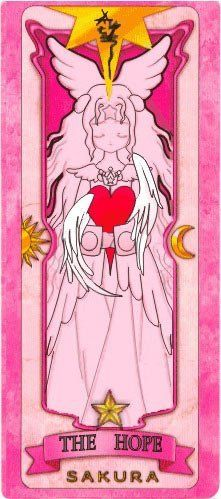 Card Of Love - cardcaptor-sakura Photo