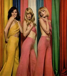 70S Fashion For Women | 70s clothes 1973 70s fashion the 1970s the 70s 1970s