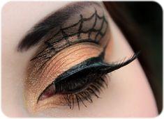 Sweet pumpkin make up