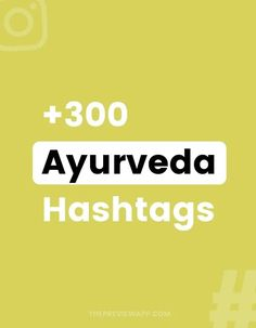 As an Ayurvedic practitioner or blogger, what hashtags can you use to be seen and grow your account? All the best Ayurveda Instagram hashtags are inside Preview App. Everything from core Ayurveda hashtags to hashtags that your ideal followers and people interested in health and wellness are using. #instagramtips #instagramstrategy #instagrammarketing #socialmedia #socialmediatips Instagram Marketing Tips, Instagram Tips, Social Media Tips, Social Media Marketing, Ayurveda Vata, Ayurvedic Practitioner, Massage Tips, Yoga Tips, Influencer Marketing