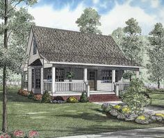 Quaint Country Cottage