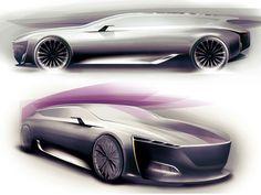 Pure Illusion 2025 Concept - Design Sketches