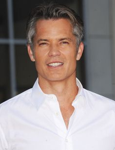 """Timothy Olyphant at the Los Angeles Premiere of """"This Is Where I Leave You"""", (2014)."""