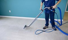 Cleaning of a wet carpet damaged with water is very tough task that can't be completed manually with the help of a mop.