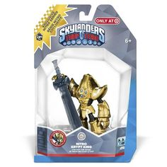 Skylanders Trap Team Nitro Krypt King - Target Exclusive