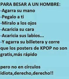 """Read 🎉 memes 🎉 from the story """"Reacciones BTS"""" by (Chithaprrr) with reads. Esto me a pasado muchas veces XD Kpop Memes, Funny Memes, K Pop, Army Memes, Korean Words, Bts Lockscreen, Sweet Words, Foto Bts, Read News"""