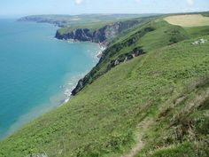 Pembrokeshire Coast Path – Wales: The Pembrokshire Coast Path passes through 58 beaches and 14 harbors, giving backpackers views of volcanic headlands, red sandstone coves, flooded glacial valleys, and a plethora of coastal flora and bird life along the way.