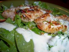Healing Cuisine: Ginger Lime Chicken