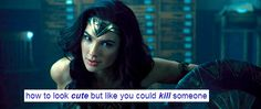 Sometimes, you have to take a leap of faith first.  — Wonder Woman -Text Posts