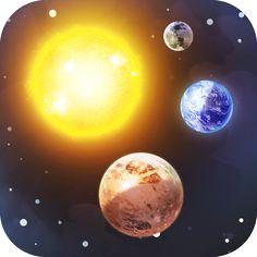 3D Solar System For Kids...