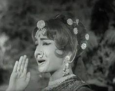 """Ek Meri Gali Ka Ladka"", an old hindi bhangra song, sung by Shumshad Begum & Mohd.Rafi, picturised on Helen from 1958 released movie ""Milan"" - Complete Lyrics Old Bollywood Songs, Bollywood Actress, Cabaret, Milan, Retro Vintage, Lyrics, Actresses, Heroines, Disney Princess"