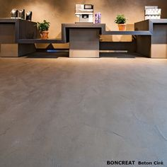 www.boncreations.nl Beton Cire made of real Coffee