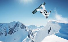 Snowboard rodeo