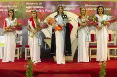 Vanesa Phatouros , 51a Reina Nacional de la Flor 2014  Fiesta Nacional de la Flor :: Escobar Buenos Aires Argentina