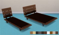Veranka: Futon Bed Frames and Mattresses