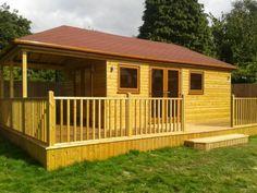 Garden Rooms by Davies Timber Wales Ltd. Cwmbran
