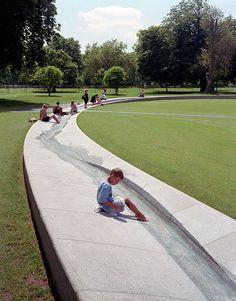 Diana_Memorial_Fountain-Gustafson-Porter-Landscape-Architecture-03 « Landscape Architecture Works | Landezine