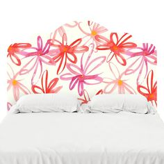 Designed to look like the real deal, these adhesive headboard decals are printed on our popular FabTac material — the same material we use for our wallpaper. Best part? They...