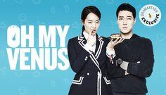 Oh My Venus (오 마이 비너스) Starring So Ji Sub and Shin Min Ah